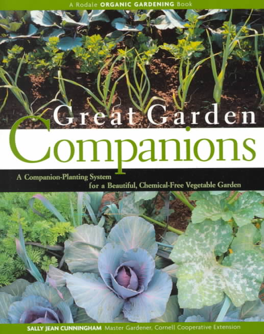 Great Garden Companions By Cunningham, Sally Jean